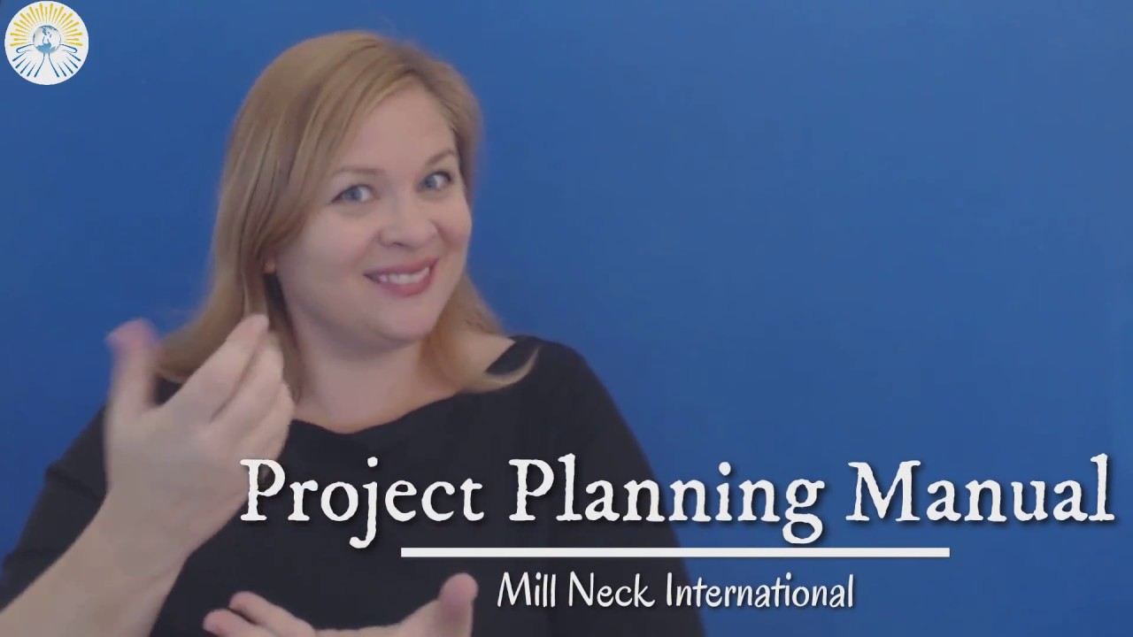 Using the Project Planning Manual