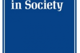 """Cover of an issue of the academic journal entitled """"Language in Society"""""""