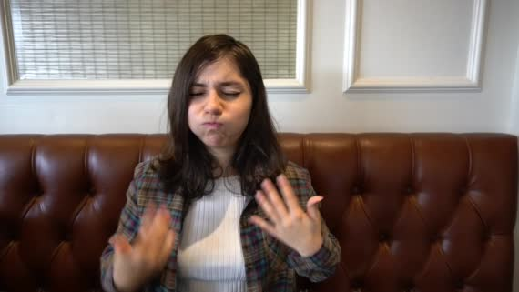 "Screenshot from video ""5 Ways to find Deaf people while traveling"" with tips for finding deaf people abroad"